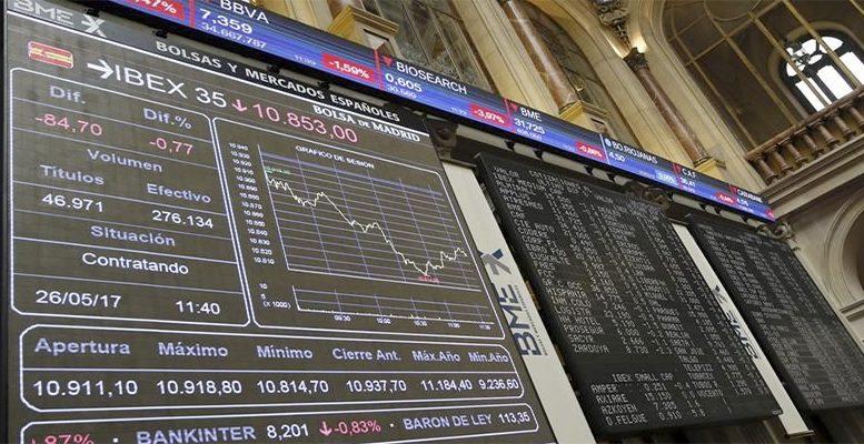 Ibex stocks in 2018