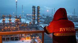 Ruusian oil industry