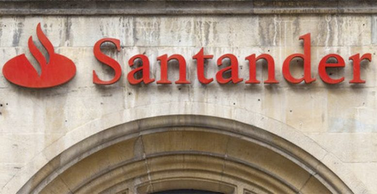 Santander's profit in 2017
