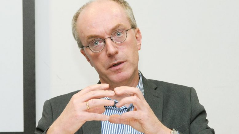 "Prof. Friedrich Heinemann is head of the department ""Corporate Taxation and Public Finance"" at the Centre for European Economic Research (ZEW)"