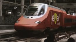 New Renfe's high speed train called EVA
