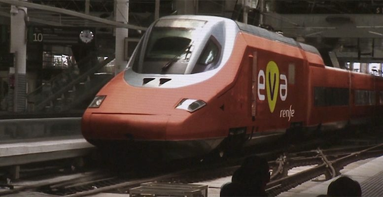 New Renfe's high speed train called EVA