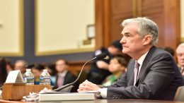 Jerome Powell delivered an upbeat appraisal of the US economy