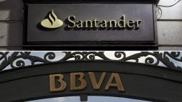 The two Spanish big banks have announced changes in their top management