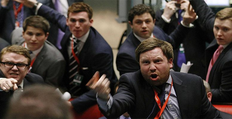 the markets sell-off just a technical correction