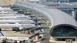 Charles De Gaulle International Airport Paris