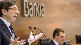 Bankia earnings 23% down in 2019