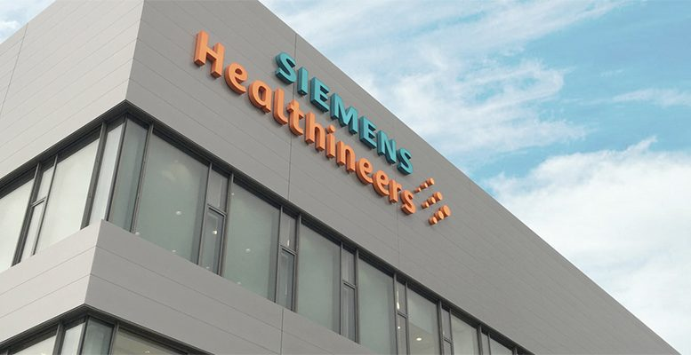 Siemens Healthineers successful market debut