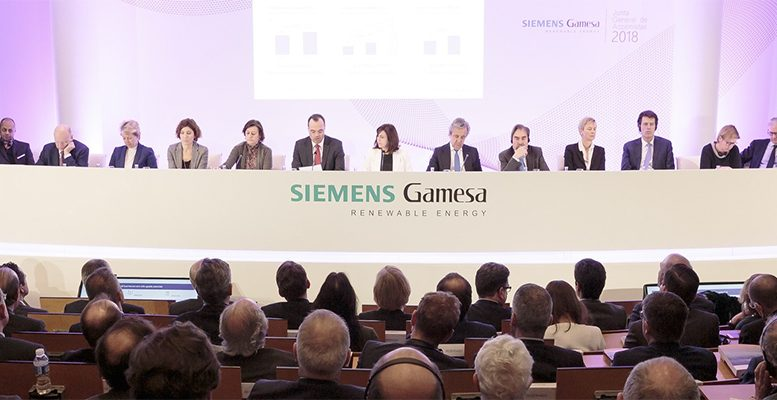 """No doubt"" that Spain will remain SiemensGamesa's seat of power."""