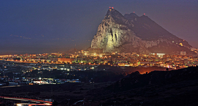 Will China take Spain's side in dispute over Gibraltar?