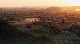 China's oil contract aims to end petrodollar