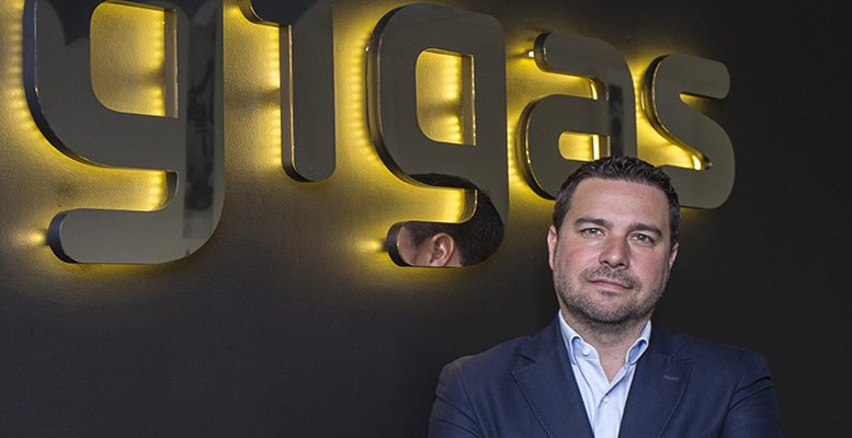 Gigas is a Spanish multinational of storage and information technology trading on the MAB