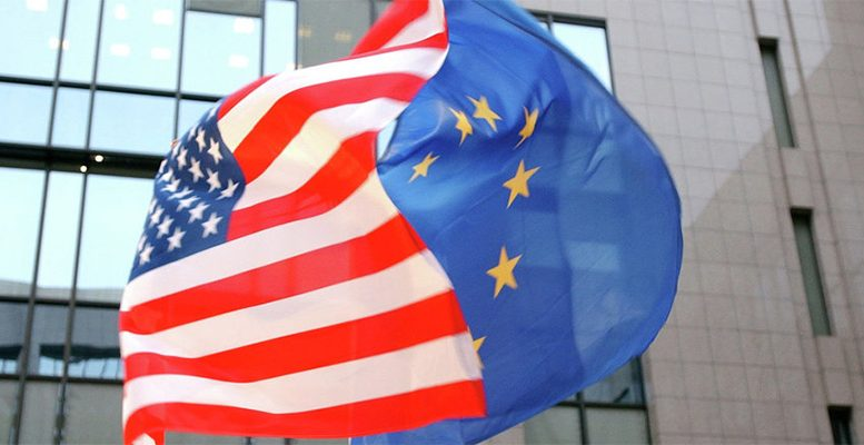 The catalyst for European high yield spread widening against US was index composition changes