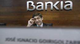 Bankia's performance is around -15% lower than the sector