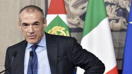 Italian public debt held by non-residents totals €739 bn