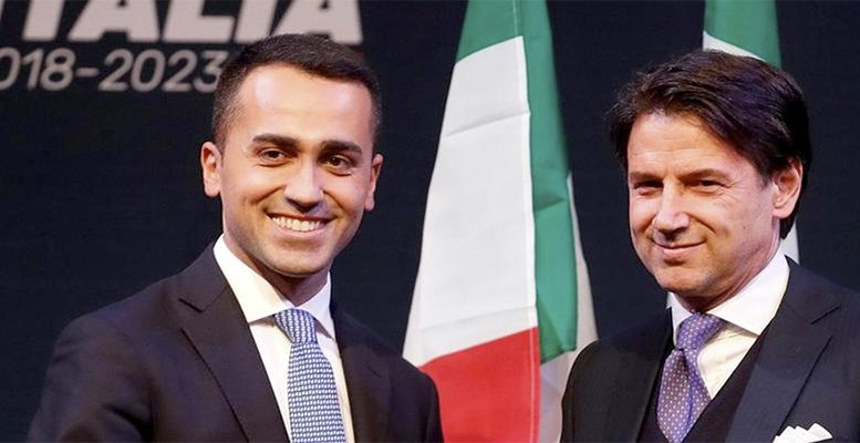 The EC rejects Italy's budgetary plans