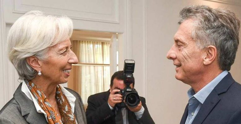 Argentina has officially asked for help from the IMF