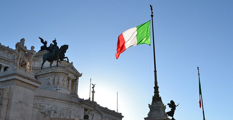 Italy's economy entering a crucial period in its Euro membership