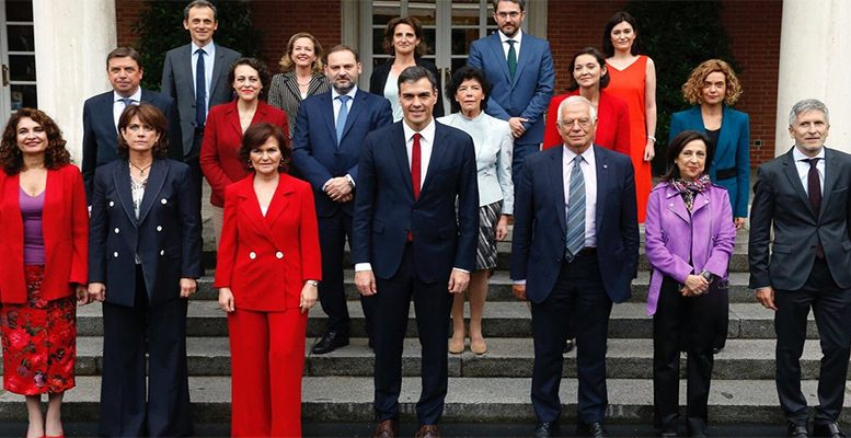 The government of Sanchez