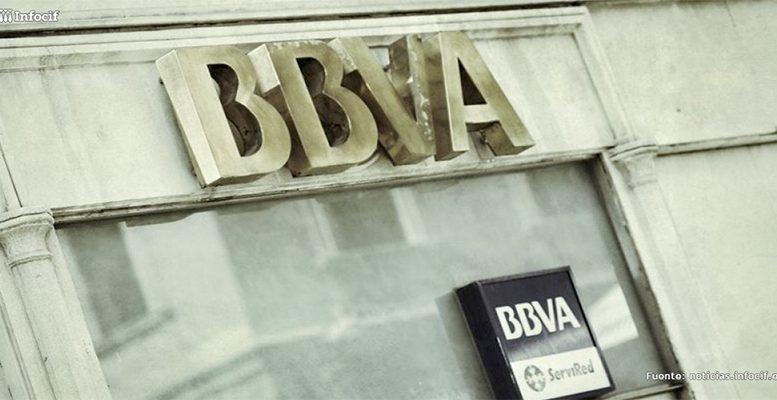 BBVA's geographical exposure explains the stock's market evolution