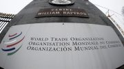 China lowered its average tariff on imports after it joined the WTO
