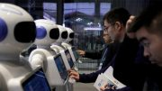 China is already challenging the US as the dominant leader in e-commerce, fin-tech, robotics