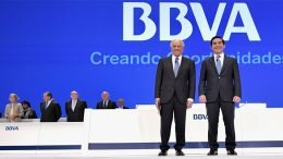 BBVA incorporates into Dow Jones