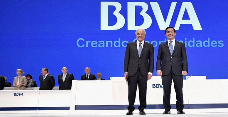 BBVA incorporates into Dow Jones