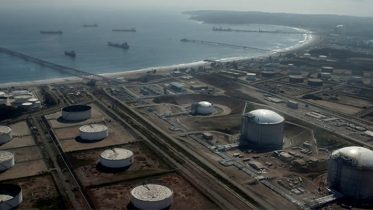 Enagas and Reganosa will create a consortium to operate in the Persian Gulf