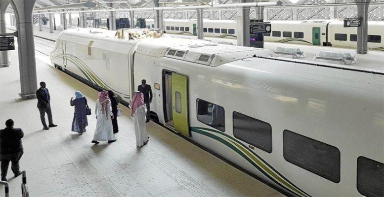 Saudi Arabia inaugurates the high speed railway from Mecca to Medina