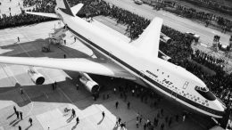 50 Years Of The Boeing 747