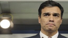 Left opposition party threatens the Spanish government to derail the coming budget