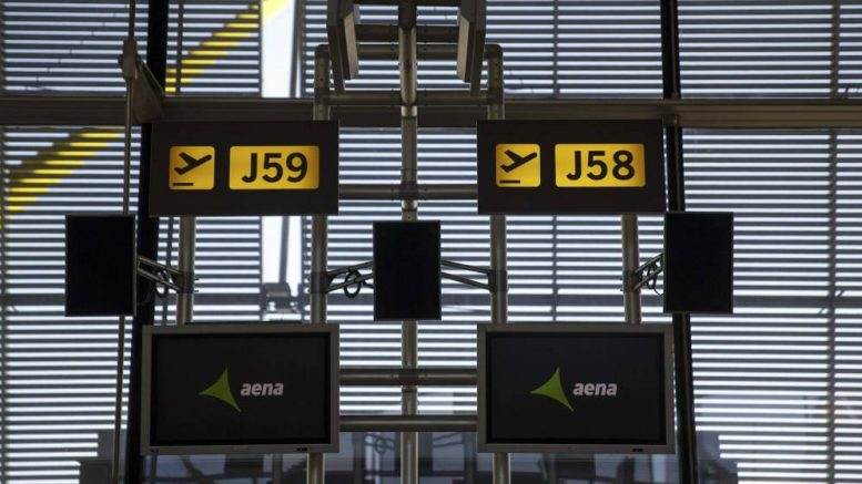 Aena foresees more costs and less profit than expected in its first strategic plan