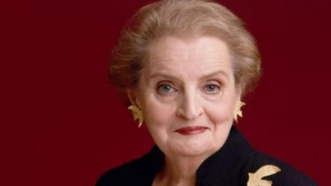 """Madeleine Albright: """"How much will Northern Europe pay to the South?"""""""
