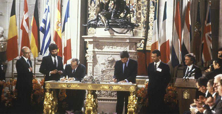 Spain EU membership