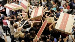 Black Friday: over 60 Bn dollars in sales from Thursday to Sunday