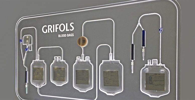 Grifols negotiates to take control of leader in blood products in China