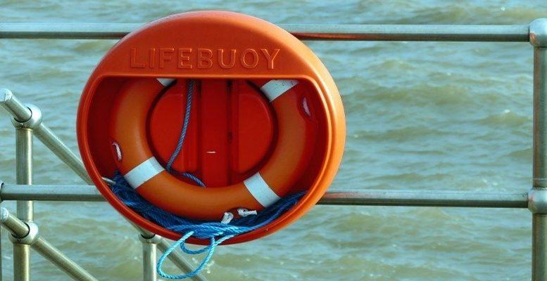 lifebuoy water