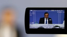 The end of ECB's Quantitative Easing is coming
