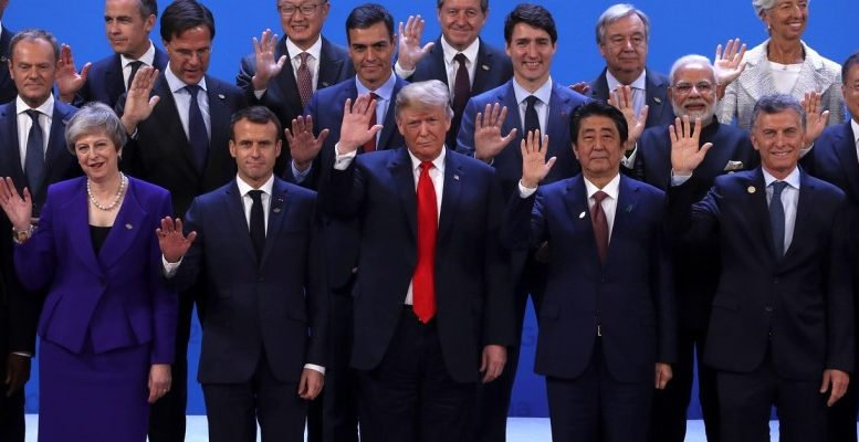 G-20 meeting: the truce