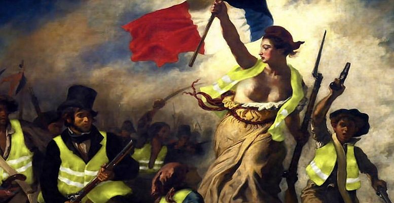 The effects of France's yellow vests: the additional tax will fall on the smaller firms