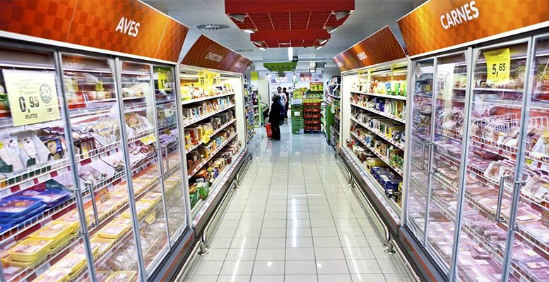 DIA supermarkets, in the middle of the process of repositioning of their business model