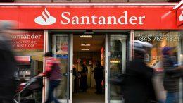Banco Santander office