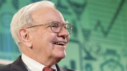 The year in which even Buffett did badly