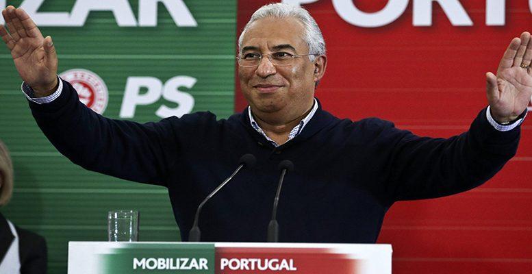 antonio costa Portugal PM
