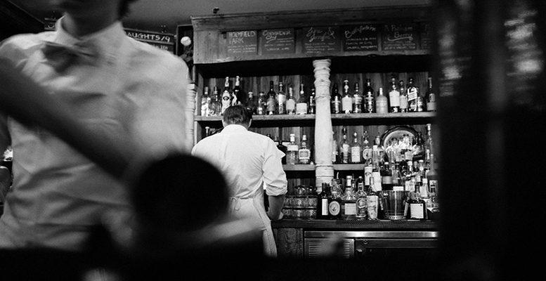 bar waiters