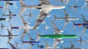 Air traffic Amadeus
