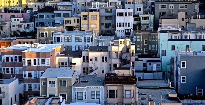 cityscape at sunset 1