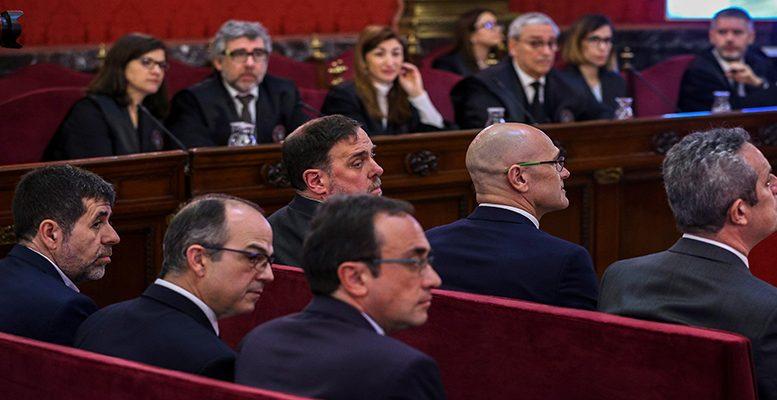 catalan politicians prison