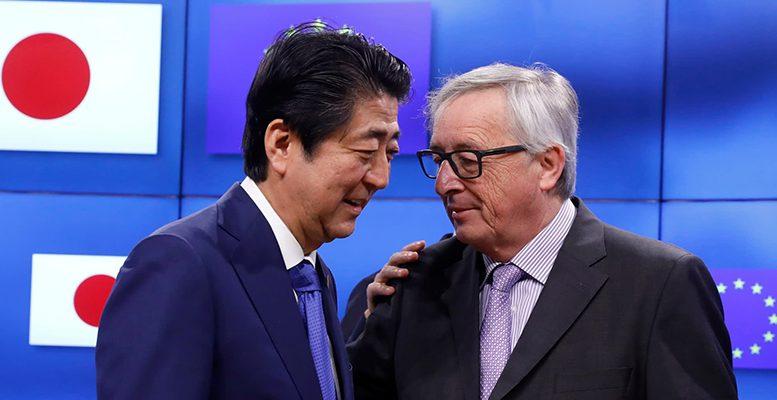 japan and the EU